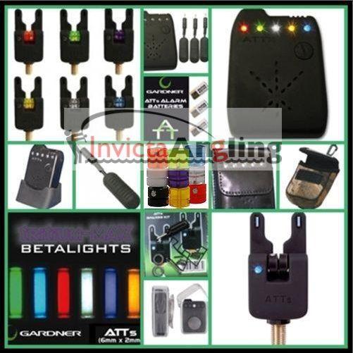 Gardner actos attx Alarmas receptor Accesorios completa gama de productos disponibles