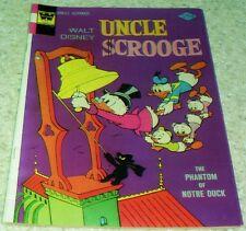 Walt Disney's Uncle Scrooge 114, VF- (7.5) Phantom of Notre Duck! 50% off Guide!