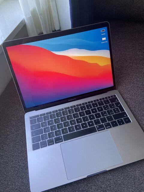 "Apple MacBook Pro A1708 13"" (128GB, Intel Core i5, 2.3 GHz, 8 GB) Laptop Big Sur"