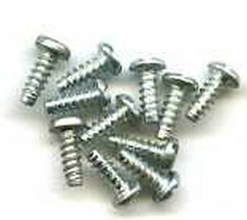 S183 SCREWS (10) for AMERICAN FLYER S Gauge Smoke Unit Trains