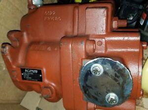 KPM Kawasaki Axial Piston Pump KVL80/B-1BLKS-