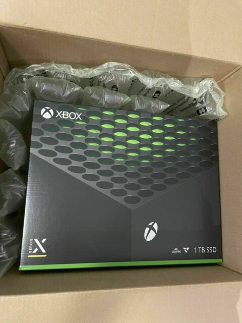 BRAND NEW Microsoft Xbox Series X 1TB IN STOCK EXPRESS SHIPPING