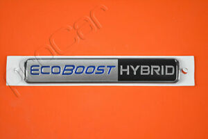 Original-Aufkleber-Emblem-034-EcoBoost-Hybrid-034-Schriftzug-Abzeichen-Logo