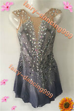 2017 New Style Ice Figure skating dress Ice skating dress for competition p142