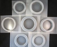 Resin Bangle Bracelets Jewelry Molds Your Choice Of 6.75 7 8 Or 8.75 Bangles
