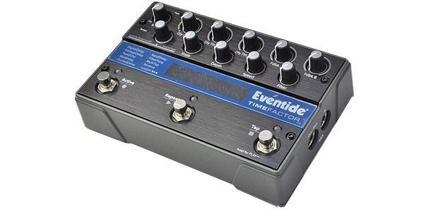 EVENTIDE TIMEFACTOR DELAY ELECTIRC GUITAR EFFECT PEDAL