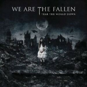 WE-ARE-THE-FALLEN-034-TEAR-THE-WORLD-DOWN-034-CD-NEW