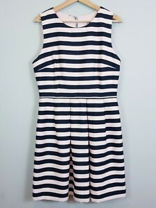 [ REVIEW ] Womens Striped Dress  | Size AU 14 or US 10