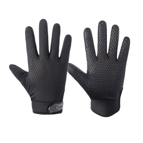 Bike Riding Full Finger Glove Racing Motorcycle Gloves Cycling Bicycle BMX MTB
