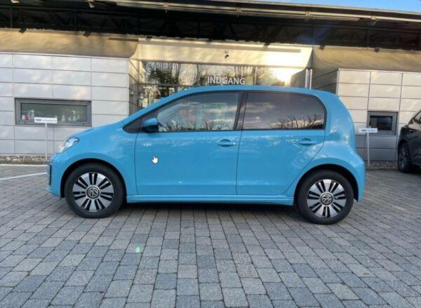 VW e-Up!  High Up! - billede 1
