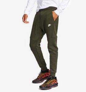 Delincuente nuez Acusador  Nike Sportswear Para hombre Tech Fleece Pantalones Talla #805162 356: medio  al por menor: $100.00   eBay