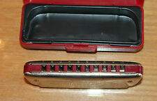 harmonica hohner golden melody made in germany n 542 en boite