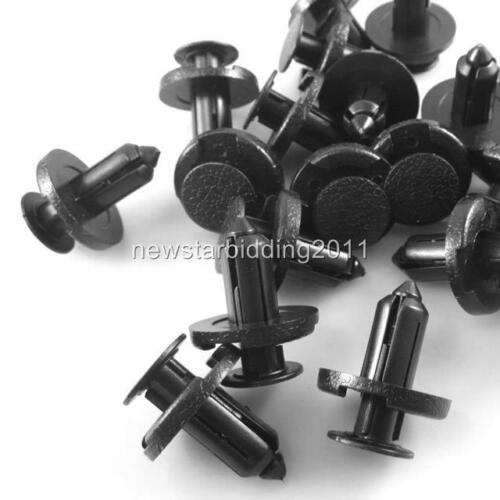 40 Pcs OEM Front Bumper /& Radiator Support Clips Push-Type Retainer 11296-AG000