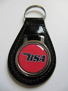 BSA-Key-Ring-Resin-Domed-Key-Fob-Bs1-Ideal-Gift
