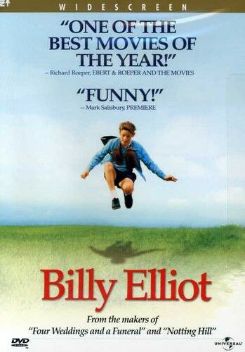 Billy Elliot (DVD, 2001) Widescreen Rated-R (Language) Coming of Age boy
