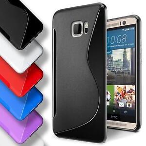 HTC-One-m9-Silikon-Gel-S-Line-Case-Cover-Ultra-Thin-Slim-Back-Bumper