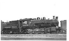 6AA295 RP 1950 CANADIAN PACIFIC RAILROAD ENGINE #3472 CALGARY AB