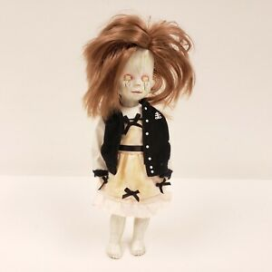 Living-Dead-Dolls-Vanishing-Hitchhiker-10-034-Loose-Doll-No-Box-Accessories-LDD