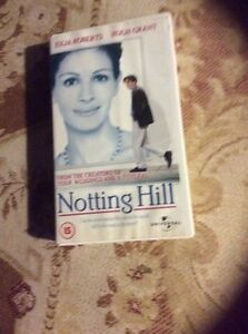 VHS Notting Hill Video VHS Rating 15 - <span itemprop='availableAtOrFrom'>Stafford, Staffordshire, United Kingdom</span> - VHS Notting Hill Video VHS Rating 15 - Stafford, Staffordshire, United Kingdom