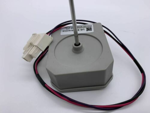 LG Refrigerator Fan Motor RDD056X02 4681JB1029B 13v 150mA