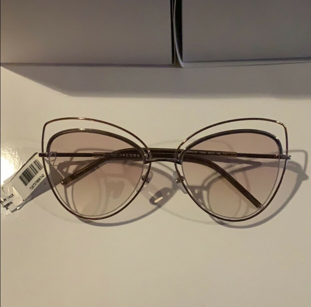 Brand New Marc Jacobs Cat Eye Sunglasses