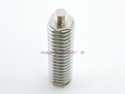 """Sold by W5SWL Medium Duty Long 3//8-24 Threaded Spring For up to 60/"""" Antenna"""