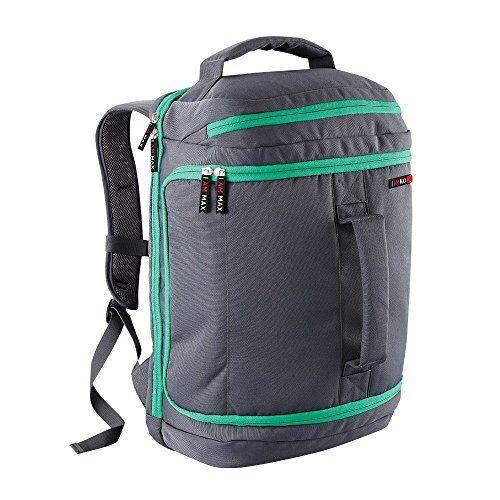 Je suis Max Metropolitan Sac de Cabine Bagages à Main Sac à dos Carry jour bagages sac