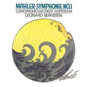 Concertgebouw-Orchestra-Of-Amsterdam-Leonard-Bernstein-Mahler-Symph-NEW-LP