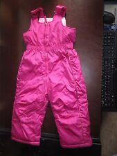 Wonder Kids 3T Pink snow pants ski suit Pants bibs cute sledding cold