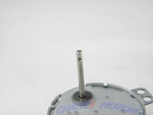 Low Speed TYD-50 0.1RPM Gear Motor CW 220V Medical Air Bed Micro Motor Low Noise