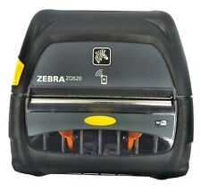 Zebra Zq520 Pos Thermal Wifi Bluetooth 4 Receipt Printer Zq52 Aun0100 00