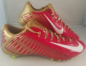 the best attitude 19ddc 62e3f Image is loading Nike-Vapor-Carbon-Elite-2-0-TD-Football-