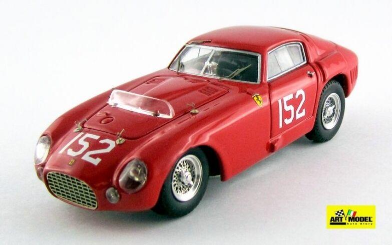 Kunst - ferrari 375 mm chanute modell art350 nationalen kurs 1954 n ° 152 1   43