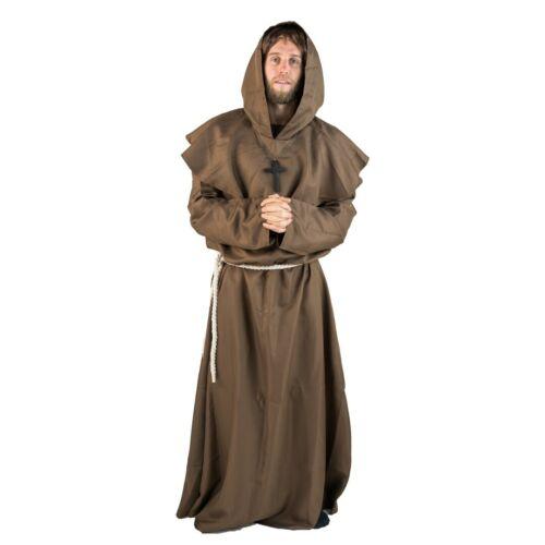Bodysocks® Adults Monk Costume