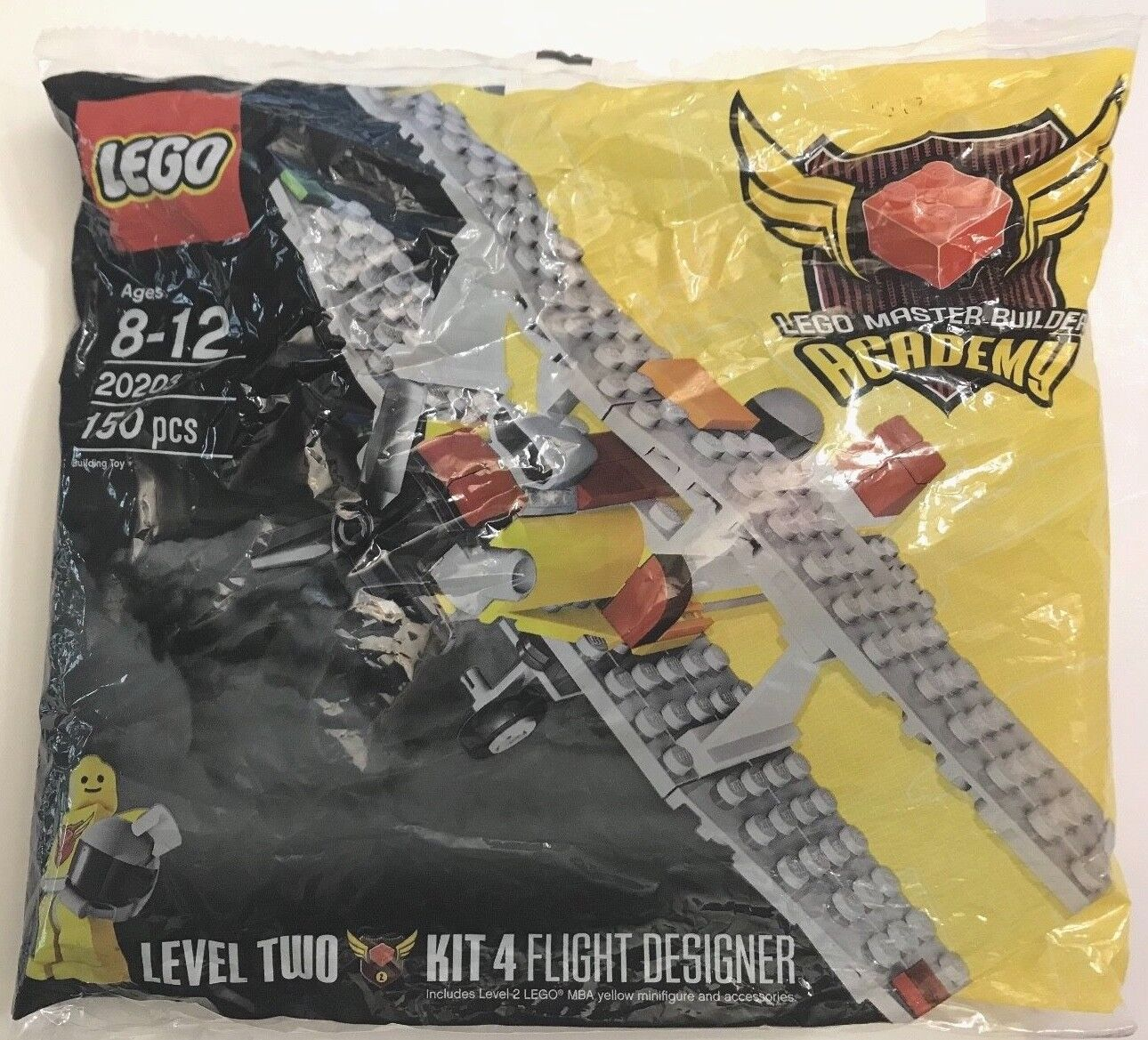 NEW Lego 20203 MBA Level Level Level 2 KIT 4 FLIGHT DESIGNER POLYBAG No instruction 4dbb96