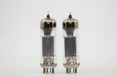 1 x ECL82-6F3P 6BM8 SVETLANA Válvula nueva new tube röhre lampe NOS tested
