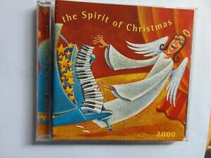 The-Spirit-Of-Christmas-2000-Various-Artists-CD-FREE-POST