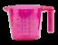 1-Litre-Measuring-Jug-Soft-Grip-Handle-High-Quality-Food-Grade-Plastic-20-x-13cm thumbnail 4