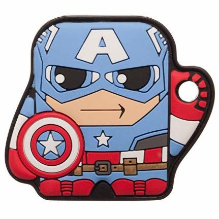Abile Foundmi Captain America Tracker Per Rintracciare Telefono, Chiavi...app Gratuita Una Gamma Completa Di Specifiche