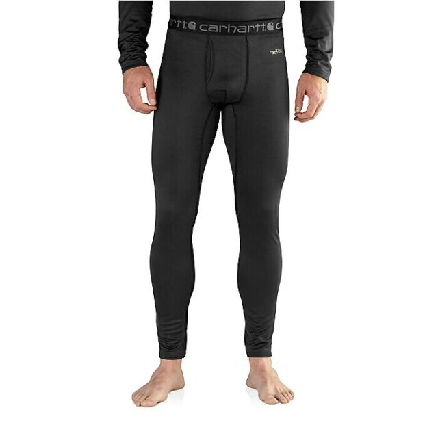 REALTREE Black thermal set top//bottom   mens  XL    NEW