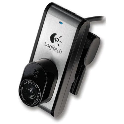 NEW Logitech QuickCam Webcam for Notebooks Pro Mobile Video Call Desktop Stand
