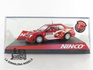 NINCO-50434-SUBARU-WRC-2006-MAS-SLOT-NUEVO-A-ESTRENAR