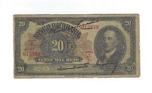 20-vinte-Mil-riz-Bresil-1923-r197a-p-116-Brazil-billet