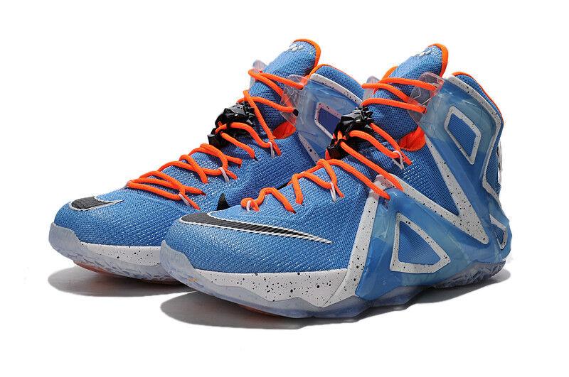 Nike lebron xii elite - männer mit box!!!!!!!!