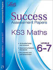Maths Levels 6-7: Assessment Papers: Levels 6-7 by Bob Hartman (Paperback, 2010)