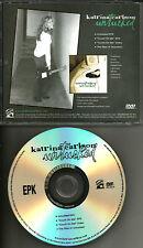 KATRINA CARLSON Untucked / Count on me EPK & Rise of VIDEO PROMO DJ DVD 2008