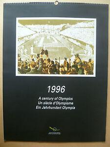 1996~a Century Of Olympics~un Siecle D' Olympisme--archives Photographiques Cio+ Un RemèDe Souverain Indispensable Pour La Maison