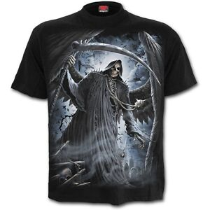 Spiral-Direct-Grim-Reaper-Bats-Gothic-Death-Black-Long-Sleeved-T-shirt-Top