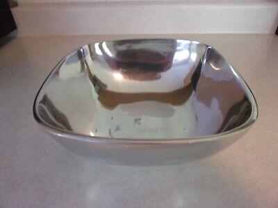 Sabichi Stainless Steel Dish Rice Curry Oriental Serveware Casserole Bowl SL