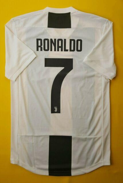 reputable site 560f3 7f10d 5 /5 Ronaldo JUVENTUS Jersey Large 2019 Home Shirt CF3469 Soccer adidas Ig93